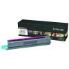 Lexmark Magenta Toner Cartridge High Capacity X925H2MG