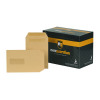 New Guardian C5 Envelopes Window Pocket Self Seal 130gsm Manilla  (Pack of 250) A23013