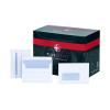 Plus Fabric DL Envelopes 110gsm Peel and Seal White (Pack of 500) E27370