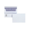 Plus Fabric C6 Envelope Wallet Self Seal 120gsm White (Pack of 500) F23470