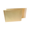 New Guardian Gusset Envelope 241x165x25mm Manilla 130gsm Peel and Seal (Pack of 100) L27306