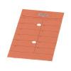New Guardian Internal Mail C5 Envelopes 85gsm ReSealable Orange (Pack of 500) L26311