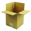 Single Wall 152x152x178mm Brown Corrugated Dispatch Cartons (Pack of 25) SC-02
