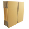 Double Wall Corrugated Dispatch Cartons 305x305x305mm Brown (Pack of 15) SC-12