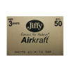 Jiffy AirKraft Bag 220x320mm White (Pack of 50) JL-3