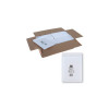 Jiffy Airkraft Mailer Size 1 170x245mm (Pack of 10) 04890