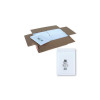 Jiffy Airkraft Mailer Size 1 170x245mm White JL-1 (Pack of 10) 04890