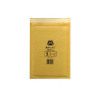 Jiffy AirKraft Mailer Size 1 170x245mm Gold GO-1 (Pack of 10) MMUL04603