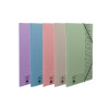 Concord Foolscap Assorted Elasticated 9 Part Files Pack of 10 19099