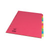 Concord A4 10-Part Printed Index Subject Dividers 72098/PJ20