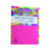 Concord Index A-Z 20-Part A4 160gsm Bright Assorted (Pack of 10) 52499