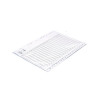 Concord A4 20-Part 1-20 White Polypropylene Index 64401
