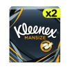 Kleenex Mansize Tissues Box 44 Sheets (Pack of 2) 3717916