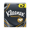 Kleenex Extra Large Tissues Box 44 Sheets (Pack of 2) 3717916