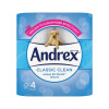 Andrex® Classic Clean Toilet Roll (Pack of 24) 4480115