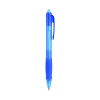 Q-Connect Retractable Ballpoint Blue Pen (Pack of 10) KF00268