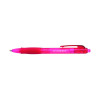 Q-Connect Retractable Ballpoint Pen Medium Red (Pack of 10) KF00269