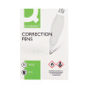 10 x Q-Connect Correction Pen 8ml (Autoseal fine metal tip for easy application) KF00271
