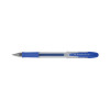 Q-Connect Gel Rollerball Pen Medium Blue (Pack of 10) KF21717
