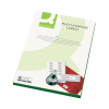 Q-Connect White Multipurpose Label 64 x 33.9mm 24 Per Sheet (Pack of 2400) KF26071