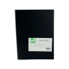 Q-Connect 40 Pocket Black Display Book KF01260