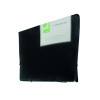 Q-Connect 13-Pocket Black Expanding File KF01276