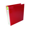 Q-Connect Presentation 40mm A4 Red 4D-Ring Binder KF01330