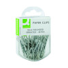 Q-Connect 50mm Serrated Paperclips (Pack of 400) KF02025Q