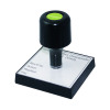 Q-Connect Voucher For Rubber Stamp 90x55mm KF02104