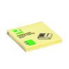 Q-Connect Fanfold Quick Notes 75 x 75mm Yellow (Pack of 12) KF02161