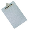 Q-Connect Grey Foolscap/A4 Steel Clipboard KF05595