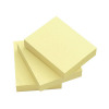 Q-Connect Repositionable 51 x 76mm Yellow Quick Notes (Pack of 12) KF10501