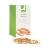 Q-Connect Rubber Bands No.33 88.9 x 3.2mm 500g KF10538