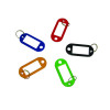 100 x Q-Connect Key Fobs Assorted (Label insert for easy identification) KF10869
