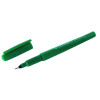 Q-Connect Fineliner Pen 0.4mm Green (Pack of 10) KF25010