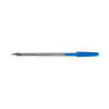 Q-Connect Medium Blue Ballpoint Pen (Pack of 50) KF26039