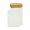 Q-Connect Padded Gusset C5 Envelopes 229x162x50mm Peel and Seal White (Pack of 100) KF3530