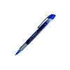 Q-Connect Rollerball Pen Liquid Ink 0.5mm Line Blue (Pack of 10) KF50140
