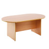 Arista Beech Meeting Table Rectangular 1800mm KF72039