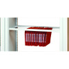 Arista Lateral Filing Rail (For use with Arista Side Opening Tambour unit) KF72139