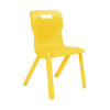 Titan Yellow Size 2 One Piece School Chair KF72158