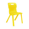Titan Yellow Size 3 One Piece School Chair KF72163