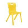 Titan Yellow Size 4 One Piece School Chair KF72168
