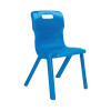 Titan Blue Size 6 One Piece School Chair KF72175