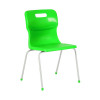 Titan Green Size 5 School Chair With 4 Legs KF72191