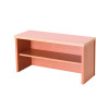 Jemini Intro Bavarian Beech Reception Counter 800mm KF72594