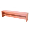 Jemini Intro Bavarian Beech Reception Counter 1600mm KF72596