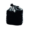 2Work Black Light Duty Refuse Sacks (Pack of 200) KF73375
