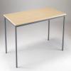 Jemini Intro 1800x750x726mm Warm Maple Training Table KF74236