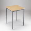 Serrion 750x750x726mm Ferrera Oak Training Table KF74241